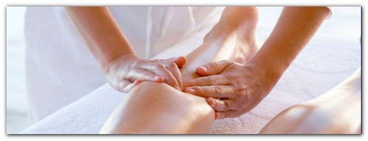 Лимфодренажный массаж в лечении отечности
