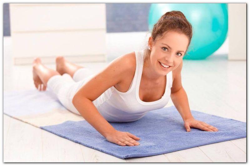Гимнастические упражнения в борьбе с отеками ног
